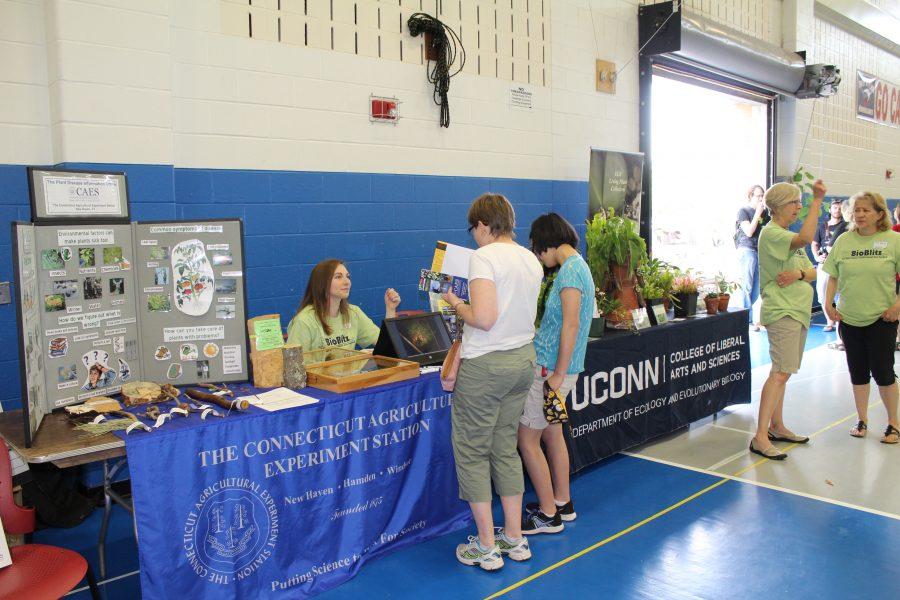 uconn exhibit